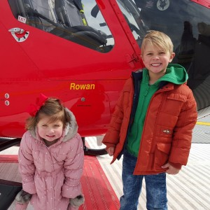 Name for second MD Explorer announced by London Air Ambulance