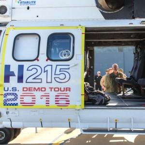 Airbus H215 reaches end of US coast-to-coast demo tour