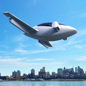 ESA provides seed funding for electric two-seat VTOL aircraft