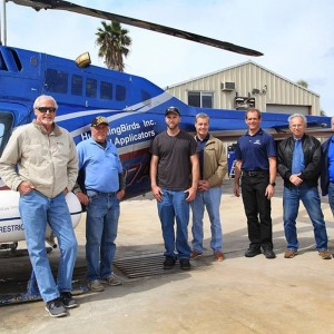 First customer installation and flight of VHA 206B Main Rotor Blades completed