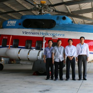 VNH South leases out two Mi-172s for operations in Indonesia