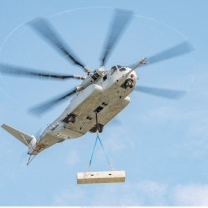 CH-53K King Stallion Achieves 27,000 Pound External Lift