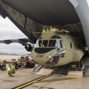 Australian Army receive three Chinooks over two months ahead of schedule