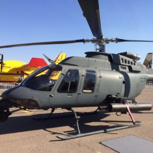 Bell highlights military products at Marrakech 2016