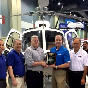 Baltimore County PD safety record recognized by Airbus