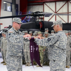 Oregon Army National Guard medevac helicopter unit restructures and renames