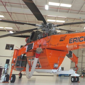 San Diego Gas & Electric launches fire-fighting Aircrane