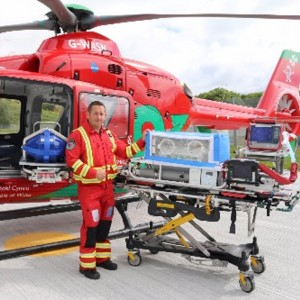 WAA carries out first baby transfer in new incubator