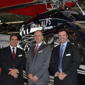Helitech 2016: Bell very serious about European expansion plans