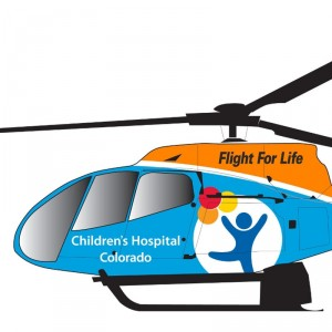 FFLC Unveil Helicopter Dedicated To Serving Neonatal And Pediatric Patients