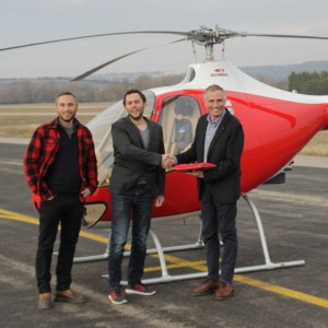 BC Helicopters to be first Canadian operator of Guimbal Cabri G2