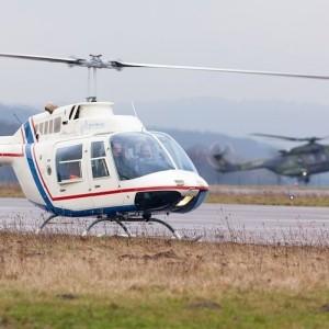 Motorflug starts German military training contract with JetRangers