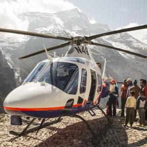 AgustaWestland AW119Kx goes on demo tour in Nepal