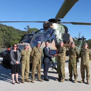 First Australian Tiger to 2,000 hours is global fleet lead