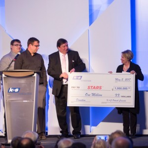 Canadian potash miner gives $1M gift to STARS air ambulance