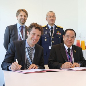 Safran and Thai Aviation Industries to support Royal Thai Armed Forces
