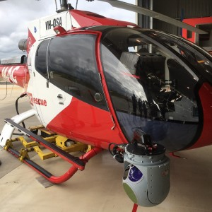 South Australia Police update EC130 with Wescam EO/IR