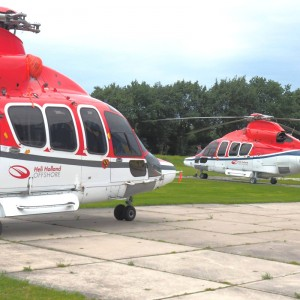 Heli Holland expand offshore fleet with two H155s and an H175