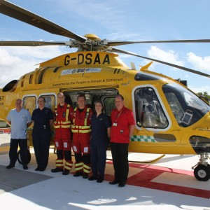 Royal Bournemouth Hospital upgrades helipad