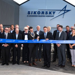 Sikorsky complete first year of S92 spares centre in Norway
