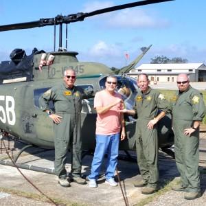 Last A model Kiowa flies out of Fort Rucker