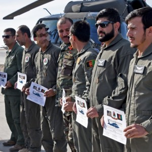 First Afghan UH-60 pilots graduate