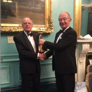 East Anglian Air Ambulance founder wins lifetime achievement award