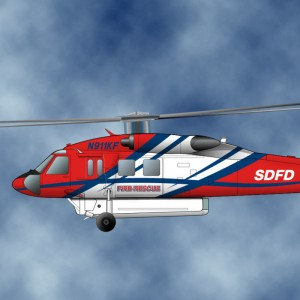 San Diego Fire Dept to buy S70i