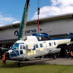 Oceania Aviation acquires two AS332Ls