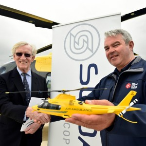 Sloane Helicopters wins Irish EMS contract with AW109