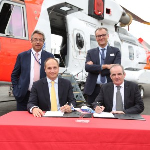 Sloane Helicopters opens up Irish corporate market with AW109 GrandNew sale