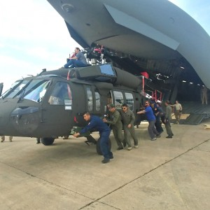 Tunisia accepts delivery of last of eight Black Hawks