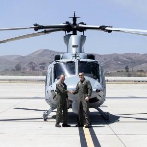 USMC receives last UH-1Y Venom
