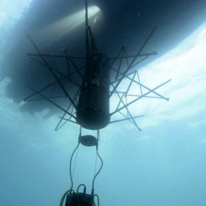 Israeli Navy tests Helicopter Long-Range Active Sonar on USV