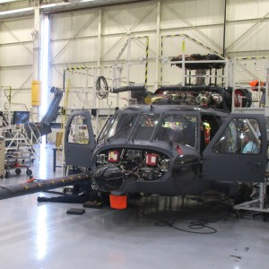 Sikorsky prepares HH-60W for flight test