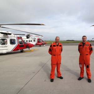 Inverness Coast Guard base swaps S92s for AW189s