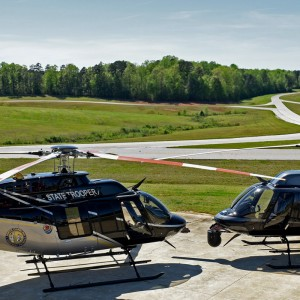 North Carolina State Highway Patrol unveils new Bell 407s