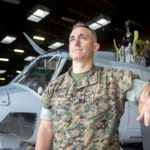MALS-39 Marine recognized for contributions to maintenance readiness