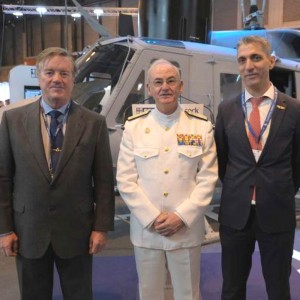 SENER and Babcock complete Spanish Navy AB212 life extension program