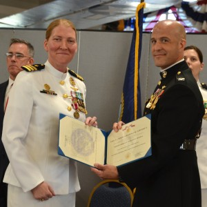 US Navy Reservist Takes Helm of Helicopter Training Squadron 8
