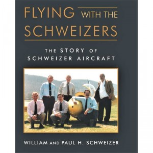 New book released on history of Schweizer Aircraft