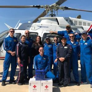 ARCH Air Medical Now Carrying Blood and Plasma