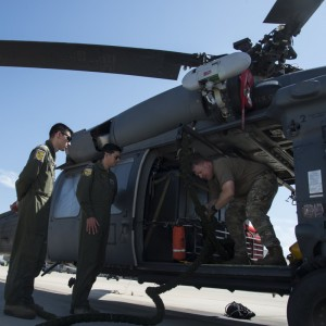 US Air Forces share helicopter expertise