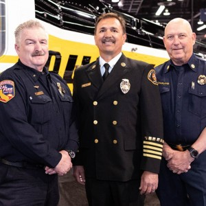 Sikorsky Recognizes California Firehawk Aerial Firefighters