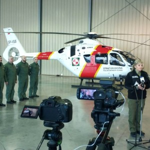 Polish Border Guard adds Airbus H135