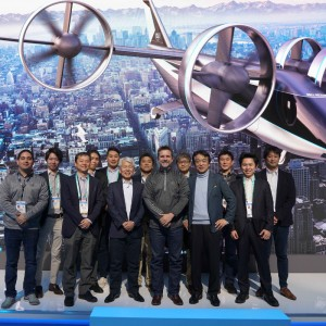 Bell teams with Sumitomo Corp and Japan Airlines to explore Air Mobility