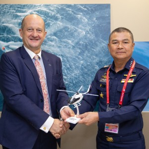 Royal Thai Air Force orders six Airbus H135 military trainers
