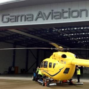 Gama Aviation provides update on Scottish Ambulance Service contract