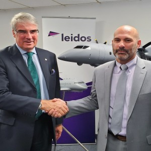 Leidos and Rusada team up to deliver MRO and Flight Ops software