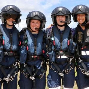 CareFlight welcomes all-female doctor team